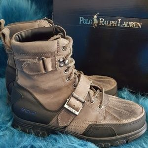 GENTLY WORN Authentic Polo Boots